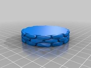 Customizable Stone Cylinder