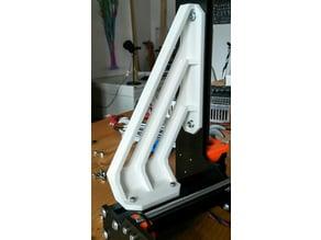 Prusa i3 Mk3 reinforced PSU replacement brace