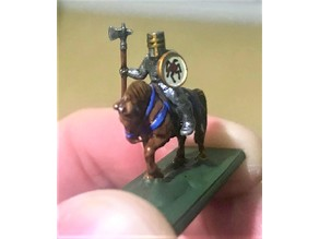 15mm Knight of Serbia Miniature