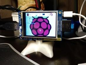 Raspberry Pi Model B RCA Stand