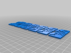 Catan Port Tiles (for hexboards.com extension board)