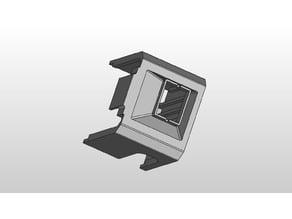 Geeetech A10 - Ducto de Ventilaciòn para motor del extrusor