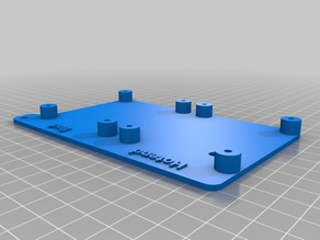 3D Freunde double Mosfet Holder V2