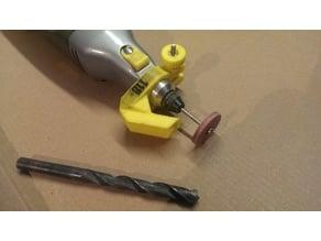Proxxon - drillbit sharpener (universal: 118°/5° )