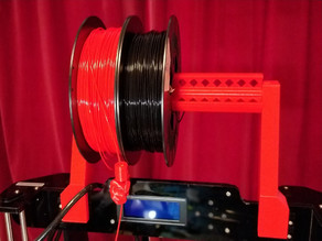 Anet A8 giant spool holder