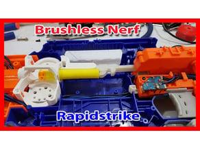 Nerf Rapidstrike Brushless Motor Setup (Gen 3)
