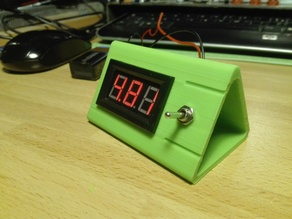 Voltmeter Case