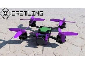 Cremling 3D Parts