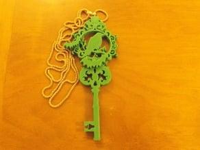 Halloween - Second of Seven Keys