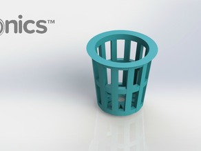 Planter - 3Dponics Snap & Grow Garden