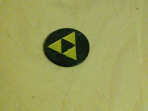 Triforce euro shopping cart coin
