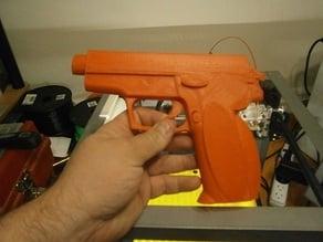 Practice gun