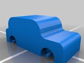 Simple toy car