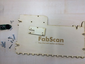 FabScan CUBE NewFront 2014