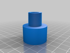 14mm- to 16mm+ thread adapter for TM Mk23