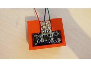 Ultrasonic sensor holder