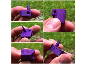 Small Printer Test Block