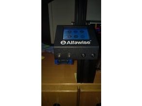 Alfawise U30 uSDCard Adapter mount