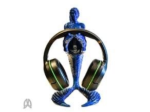 Mermaid Headset Stand