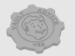 Fallout coin