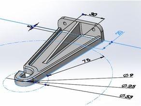 soporte bobinas (no solo)