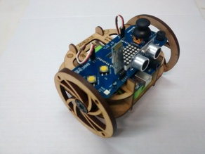Laserbot kiwibot