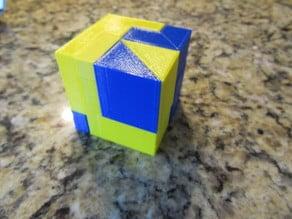 Cube Puzzle (Difficult)
