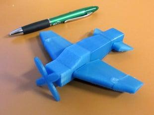The Yarisnoff Airplane