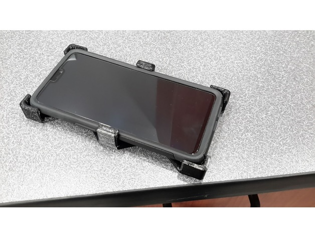 the best attitude 6a785 19b80 OnePlus 6 Otterbox Commuter dash holder. by mtgeekman - Thingiverse