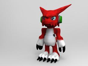 Shoutmon Digimon