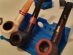 Pipe Rack for 4 pipes
