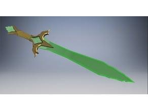 Glass sword (Skyrim)