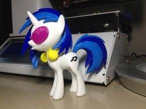 Vinyl Scratch Pony (DJ) MLP