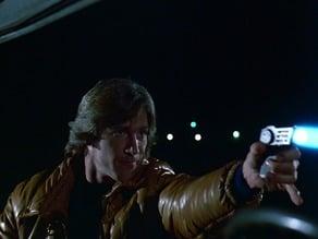 "BSG; Colonial ""Derringer"" mini Blaster Pistol (Galactica 1980)"