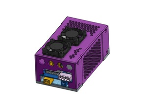 Modular Case RAMPS 1.4 Prusa I3