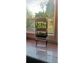 Modular Garden | Mini Vertical Farm | Microgreens