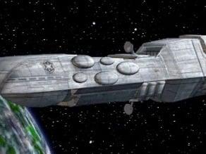 Starwars Deadnaught Cruiser