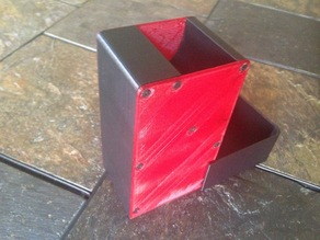 Dice Tower (No Supports Needed!)