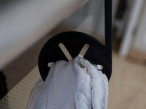 CustomizableTowel Hanger