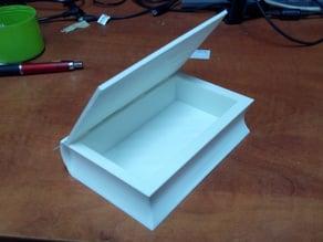 book box casket