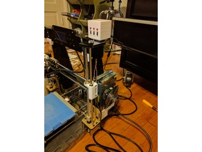 Peripheral Switch Box for Anet A8