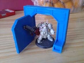 Warhammer Porte