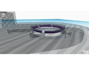 Geeetech A10M  A10 Fanduck 360° REMIX