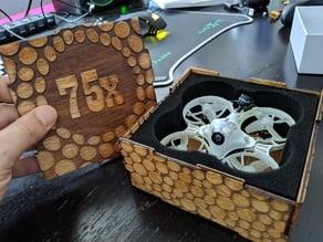 Laser Cut Box - BetaFPV 75x Case