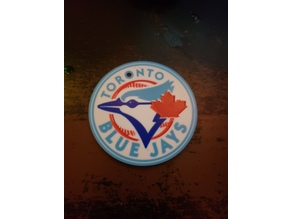 TORONTO BLUE JAYS MMU COASTER