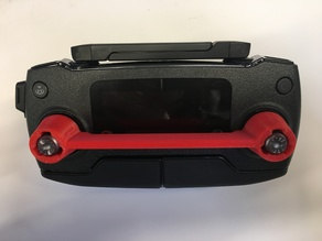 DJI Mavic Pro / Spark Remote stick holder