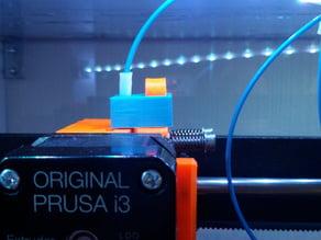 Prusa i3 MK2 boden holder cap