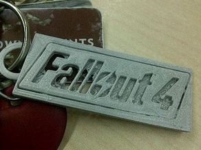 Fallout 4 Keychain Improved