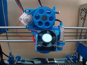 Styx i3 Extruder with ABL Sensor