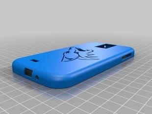 Phoenix Coyotes Galaxy S4 Phone Case